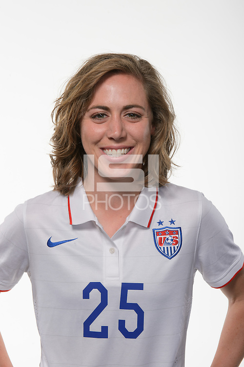 San Diego, California - Tuesday, April 8, 2014: USWNT photo shoot 2014.