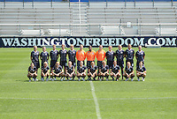 Washington Freedom Team Photo April 15 2010