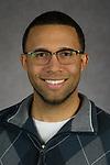 Evan Johnson, Program Coordinator, Steans Center, Academic Affairs, DePaul University, is pictured Feb. 27, 2018. (DePaul University/Jeff Carrion)