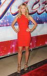 Heidi Klum arriving at America's Got Talent Los Angeles Auditions, held at Pantages Theatre Los Angeles, CA. April 24, 2013