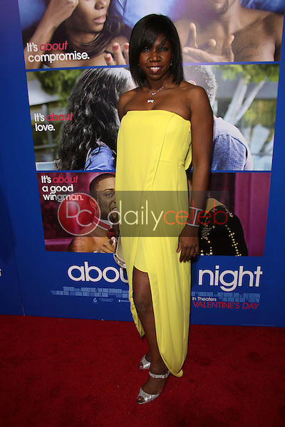 Nicki Micheaux<br /> at the &quot;About Last Night&quot; Los Angeles Premiere, Arclight, Hollywood, CA 02-11-14<br /> David Edwards/Dailyceleb.com 818-249-4998