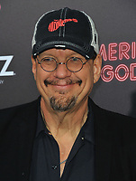 www.acepixs.com<br /> <br /> April 20 2017, New York City<br /> <br /> Penn Jillette arriving at the premiere of 'American Gods' at the ArcLight Cinemas Cinerama Dome on April 20, 2017 in Hollywood, California.<br /> <br /> By Line: Peter West/ACE Pictures<br /> <br /> <br /> ACE Pictures Inc<br /> Tel: 6467670430<br /> Email: info@acepixs.com<br /> www.acepixs.com