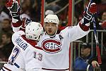 2009.12.23 Montreal at Carolina