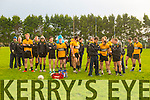 At the Bernard O'Callaghan Memorial Senior Football Championship final last Saturday Beale V Listowel Emmets