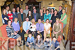 Baby Sophie Doona Firies celebrates her christening with her parents Angela and James Doona and her big brother Ewan and their family and friends in the Kiillarney Avenue Hotel on Saturday..