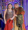 King Lear<br /> Guildford Shakespeare Company Presents <br /> at Holy Trinity Church, Guildford, Surrey, Great Britain <br /> Press photocall <br /> 17th January 2015 <br /> directed by Caroline Devlin <br /> designed by Neil Irish <br /> Lighting by Declan Randal<br /> Sound by Matt Eaton <br /> <br /> Brian Blessed as King Lear <br /> Emily Tucker as Cordelia<br /> <br /> <br /> <br /> <br /> Photograph by Elliott Franks <br /> Image licensed to Elliott Franks Photography Services