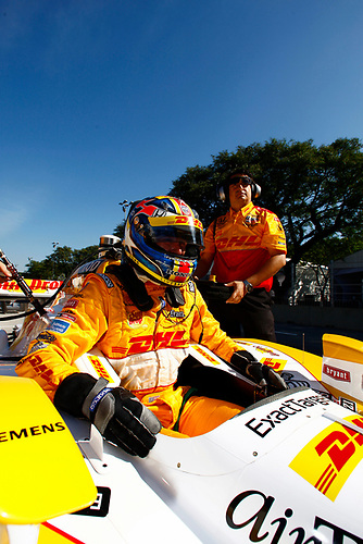 30 April - 1 May 2011, Sao Paulo, Brazil<br /> Ryan Hunter-Reay<br /> ©2011 Michael L. Levitt<br /> LAT Photo USA