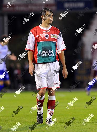 11-10-29 / Voetbal / seizoen 2011-2012 / R. Antwerp fc - KSK Heist / Andrei Ionescu..Foto: Mpics