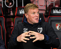 AFC Bournemouth Manager Eddie Howe during AFC Bournemouth vs Norwich City, Caraboa Cup Football at the Vitality Stadium on 30th October 2018