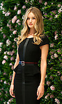 "Rosie Huntington-Whitely.At M&S Oxford St.to promote her new range of underwear - lingerie -.""Rosie for Autograph."".....Pic by Gavin Rodgers/Pixel 8000 Ltd"