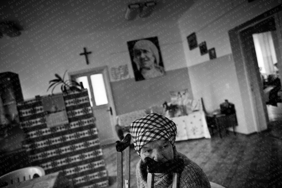 Documenting the echos of Chernobyl Tragedy, Mother Teresa Missionary of Charity in Gomel is only one place in Gomel witch provide 150 sleeping places, hot meal and medicaments free of charge, for poor, home less and disables people.