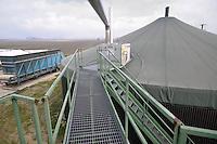 - Gambarana (Pavia) impianto per la produzione di energia elettrica da biomasse presso l'azienda agricola &quot;Castello&quot; di Cesare Pollini<br /> <br /> - Gambarana (Pavia) plant for production of electricity from biomass at  &quot;Castle&quot; farm of Cesare Pollini