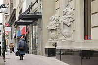 Post Office on Sparks Street in ..Ottawa, Capital of Canada....photo : (c)  Images Distribution..