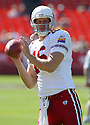 John Navarre during the Cardinals v. 49ers game on October 10, 2004...49ers win 31-28..Rob Holt / SportPics