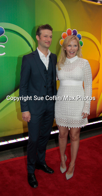 Kelli Giddish - Law & Order: Special Victims Unit -  NBC Upfront at Radio City, New York City, New York on May 11, 2015 (Photos by Sue Coflin/Max Photos)