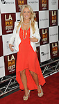 Gretchen Rossi at the World Premiere of People Like Us, at the Los Angeles Film Festival held at Regal Cinemas L.A. LIVE, CA. June 15, 2012