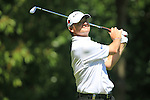 Paul Lawrie on the second hole in the final round of the BMW PGA championship 2010 at Wentworth golf club, Surrey, England..Picture Manus O'Reilly/Newsfile.ie