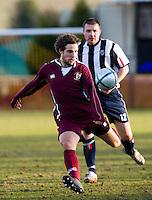 Loughborough University FC v Oldbury Athletic FC - 21st February 2009