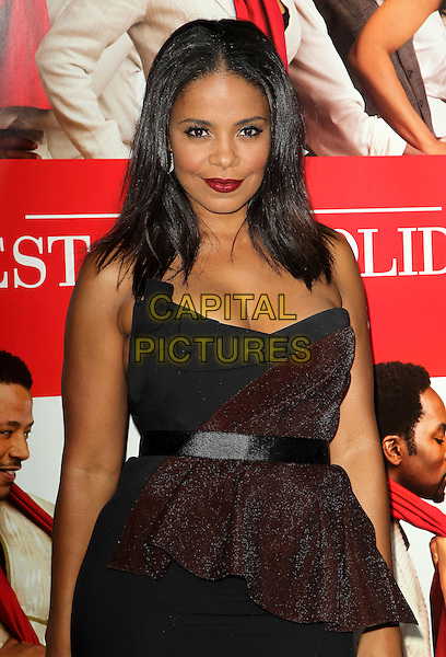 05 November 2013 - Hollywood, California - Sanaa Lathan at &quot;The Best Man Holiday&quot; Los Angeles Premiere held at TCL Chinese Theatre on November 5th, 2013<br /> CAP/ADM/KB<br /> &copy;Kevan Brooks/AdMedia/Capital Pictures
