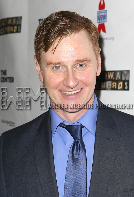 "Robert Bartley attends the ""Broadway Backwards"" After Party Reception  at John's Restaurant on March 24, 2014 in New York City."