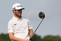 Cormac Sharvin (IRL) on the 5th tee during Round 1 of the Bridgestone Challenge 2017 at the Luton Hoo Hotel Golf &amp; Spa, Luton, Bedfordshire, England. 07/09/2017<br /> Picture: Golffile | Thos Caffrey<br /> <br /> <br /> All photo usage must carry mandatory copyright credit     (&copy; Golffile | Thos Caffrey)