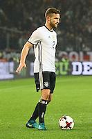 Shkodran Mustafi (Deutschland Germany)- 11.10.2016: Deutschland vs. Nordirland, HDI Arena Hannover, WM-Qualifikation Spiel 3