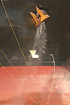 Cargo ship side graphic