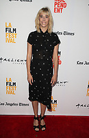 "15 June 2017 - Culver City, California - Elizabeth Rohrbaugh. 2017 Los Angeles Film Festival - Premiere Of ""Becks"" held at ArcLight Culver City. Photo Credit: F. Sadou/AdMedia"