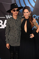 LOS ANGELES, CA - NOVEMBER 20: Spencer Ludwig, Kerri Kasem at Westwood One on the carpet at the 2016 American Music Awards at the Microsoft Theater in Los Angeles, California on November 20, 2016. Credit: David Edwards/MediaPunch