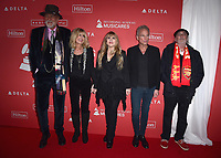 NEW YORK - JANUARY 26:  Fleetwood Mac at the 2018 MusiCares Person of the Year honoring Fleetwood Mac at Radio City Music Hall on January 26, 2018 in New York, New York. (Photo by Scott Kirkland/PictureGroup)
