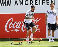 Marvin Plattenhardt (Deutschland Germany) - 28.05.2018: Training der Deutschen Nationalmannschaft zur WM-Vorbereitung in der Sportzone Rungg in Eppan/Südtirol