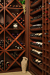 Closet Factory Wine Room May 2017