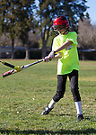 MVLA Girls Softball tryouts at Stevenson Park in Mountain View, January 8, 2012..
