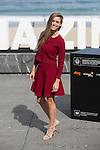 Spanish actress Manuela Velles poses during `La novia´ (The Bride) film presentation at 63rd Donostia Zinemaldia (San Sebastian International Film Festival) in San Sebastian, Spain. September 26, 2015. (ALTERPHOTOS/Victor Blanco)
