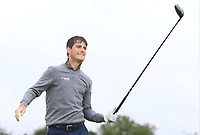 Dermot McElroy (NIR) on the 11th tee during Round 2 of the Bridgestone Challenge 2017 at the Luton Hoo Hotel Golf &amp; Spa, Luton, Bedfordshire, England. 08/09/2017<br /> Picture: Golffile | Thos Caffrey<br /> <br /> <br /> All photo usage must carry mandatory copyright credit     (&copy; Golffile | Thos Caffrey)