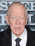 Max von Sydow at The Warner Bros. Pictures World Premiere of SHERLOCK HOLMES 2: A GAME OF SHADOWS held at The Village Theatre in Brentwood, California on December 06,2011                                                                               © 2011 Hollywood Press Agency