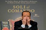 Presentazione del Libro di Bruno Vespa con Silvio Berlusconi