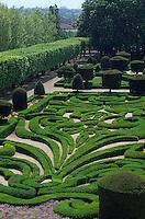 Europe/France/Midi-Pyrénées/81/Tarn/Castres: les Jardins de l'Evéché dessinés par Le Nôtre