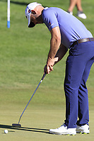 Paul Waring (ENG) putts on the 18th green during Friday's Round 2 of the 2018 Turkish Airlines Open hosted by Regnum Carya Golf &amp; Spa Resort, Antalya, Turkey. 2nd November 2018.<br /> Picture: Eoin Clarke | Golffile<br /> <br /> <br /> All photos usage must carry mandatory copyright credit (&copy; Golffile | Eoin Clarke)