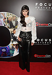 LAS VEGAS, CA - MARCH 29: Actress Sofia Boutella arrives at CinemaCon 2017- Focus Features: Celebrating 15 Years and a Bright Future at Caesars Palace during CinemaCon, the official convention of the National Association of Theatre Owners, on March 29, 2017 in Las Vegas Nevada.