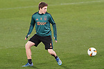 AFC Ajax's Carel Eiting during training session. February 19,2020.(ALTERPHOTOS/Acero)