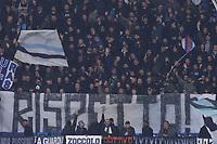Napoli supporters protest<br /> Napoli 09-11-2019 Stadio San Paolo <br /> Football Serie A 2019/2020 <br /> SSC Napoli - Genoa CFC<br /> Photo Cesare Purini / Insidefoto