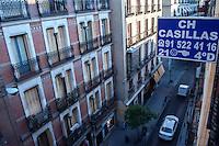 Madrid - Casillas