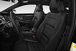 Front seat view of 2017 Ford Taurus SHO 4 Door Sedan Front Seat  car photos