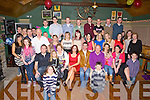 21ST: A great night was had by all who attended Kim Barretts 21st in The Ballyheigue Golf Club, on Saturday night. (kim is seated 5th from right).....