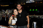 Kristen Alderson & Jeff Branson bartend at 15th Southwest Florida Soapfest 2014 Charity Weekend with a Bartending/Karaoke get together on May 26, 2104 at Porky's, Marco Island, Florida. (Photo by Sue Coflin/Max Photos)