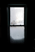 Brooklyn, New York<br /> December 27, 2010<br /> <br /> Snow blizzard on the East Coast. A view from an apartment on 4th Ave and 8th street.