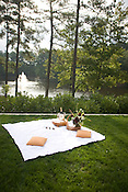 The Umstead Hotel & Spa will prepare a picnic experience for you upon request.