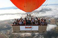 20151023 October 23 Hot Air Balloon Gold Coast
