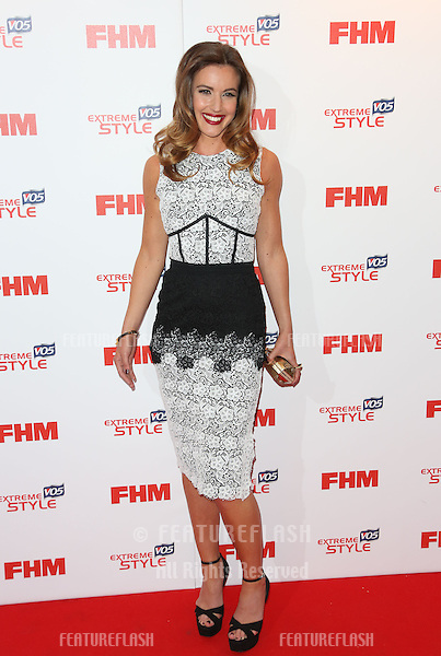 Charlie Webster arriving for the FHM 100 Sexiest Women in the World 2013 party at the Sanderson Hotel, London. 01/05/2013 Picture by: Henry Harris / Featureflash